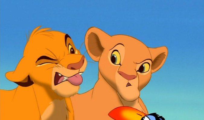el rey leon 3