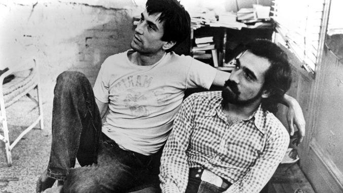 De Niro Scorsese