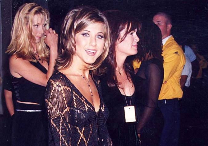 Jennifer Aniston joven